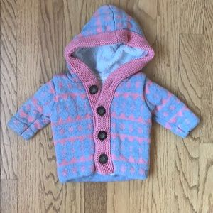 Hanna Andersson Baby Sweater